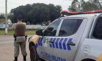 Polícia Militar cumpre mandado de prisão em Natividade