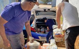 Governo do Tocantins atende mais de 9 mil famílias em Palmas com entrega de kits de alimentos