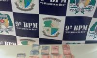 Polícias Militar e Civil apreendem menor acusado de furto em Augustinópolis