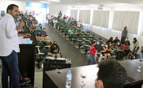 Em Divinópolis, Vice-governador fala da importância da união dos vereadores para o povo do Vale do Araguaia