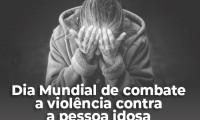 Saúde promove seminário on-line de conscientização da violência contra a pessoa idosa