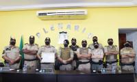 Policial Militar recebe moção de aplausos e congratulações na Câmara de Vereadores de Xambioá