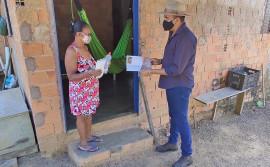 Foco no Fogo visita mais de 400 propriedades rurais na primeira semana de ação do Projeto