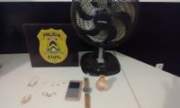 Polícia Civil cumpre Mandado de Busca e Apreensão e recupera objetos roubados em Porto Nacional