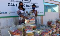 Governo do Tocantins atende cidades da região sul do Estado com 19 toneladas de alimentos e beneficiários agradecem