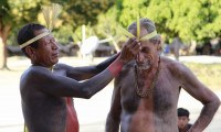 Povo Krahô retoma Feira de Sementes Tradicionais