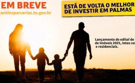 Governo do Tocantins prepara edital de licitação para imóveis em Palmas durante Agrotins 2021 100% Digital