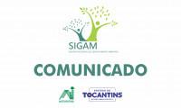 COMUNICADO – Acesso temporário ao Agendamento Sigam
