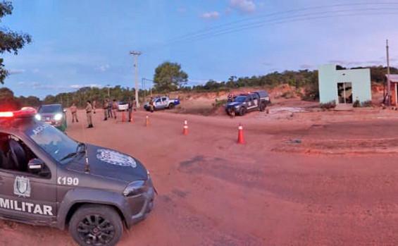Polícia Militar do Tocantins garante segurança durante realização do Rally dos Sertões