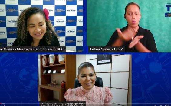 Educação realiza live formativa em preparação para Olimpíada de Língua Portuguesa