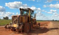 Governo do Tocantins recupera rodovias não pavimentadas na região sudeste