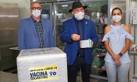 Governador Carlesse faz apelo aos municípios para agilizarem busca das vacinas no Lacen e que população compareça aos postos de vacinação