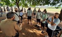 248 policiais militares passam por avaliação médica na terceira fase dos concursos para os Cursos de habilitação de Oficiais da Administração