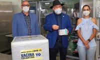 Governador Carlesse faz apelo aos municípios para agilizarem busca das vacinas nos Centros de Distribuição e que população compareça aos postos de vacinação