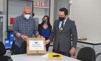 Hospital Geral de Palmas recebe doação de impressora 3D da Receita Federal