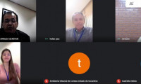 Encontro virtual entre CGE Tocantins e Tribunal de Contas amplia interlocução entre corregedorias