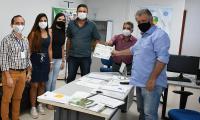 Laticínio de Colméia recebe certificado SISBI da Adapec
