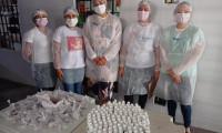 Unidade Penal de Augustinópolis realiza ação de prevenção contra verminose em parceria com a Saúde Municipal