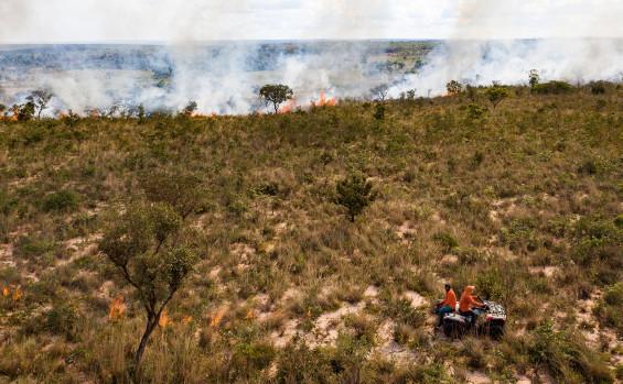 Governo do Tocantins inicia ações preventivas contra queimadas e incêndios florestais no Jalapão