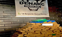 Forças de Segurança do Tocantins atuam na desarticulação do tráfico internacional de drogas através da Operação Narco