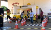 DETRAN/TO leva educação e segurança viária à São Félix do Tocantins na realização dos Rallys Serie Sertões e Baja Jalapão