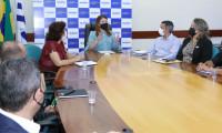 Seduc discute proposta de trabalho conjunto com nova diretoria-executiva da Undime-Tocantins
