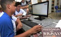 Tocantins fica acima da média nacional das escolas estaduais que possuem acesso à internet