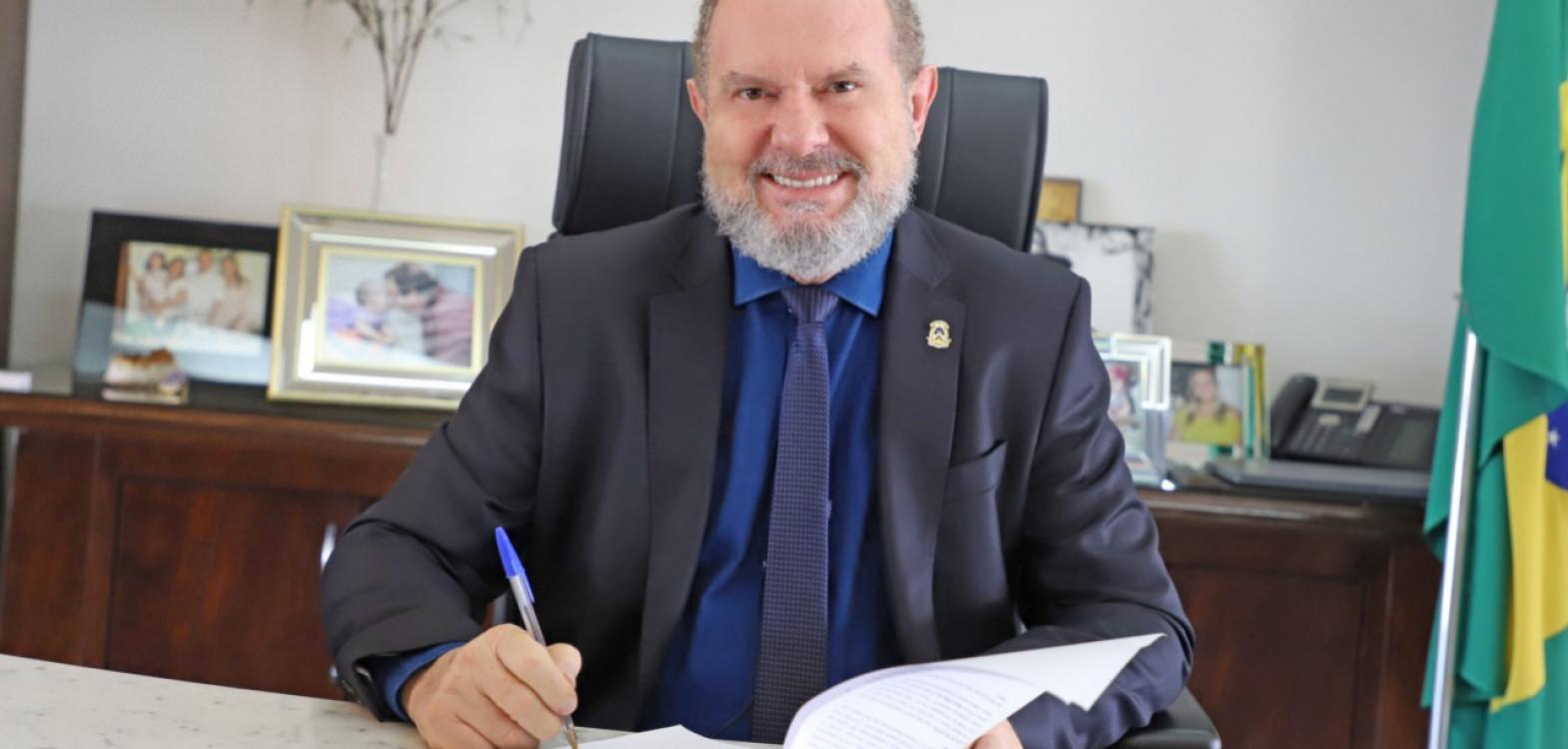 Governador Mauro Carlesse cumpre agenda em municípios do Bico do Papagaio nestas segunda e terça-feira, 21 e 22