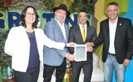 Na Agrotins 2021 100% Digital, Governo Federal assina termo de entrega de mais 11 áreas aquícolas no Tocantins