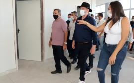 Governador Carlesse autoriza retomada de obras e ampliação da maternidade do Hospital de Augustinópolis