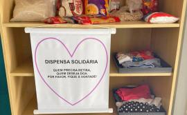 Delegacia de Atendimento à Mulher da Polícia Civil cria a ação Dispensa Solidária na Capital