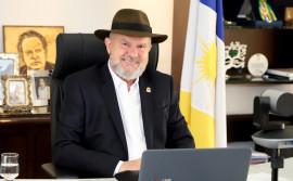 Governador Carlesse busca parcerias com estados vizinhos para executar projetos estruturantes, visando ao desenvolvimento socioeconômico local