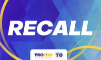Notas técnicas da Senacon referentes a recalls são divulgadas pelo Procon Tocantins