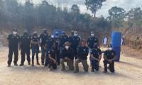 Grupo de Operações Táticas ministra treinamento para policiais civis da Corregedoria da PC-TO em Palmas