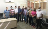 Abertura de polo de atendimento do Procon Tocantins é solicitada durante reuniões com autoridades em Taguatinga
