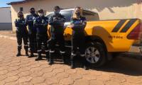 Fiscais de trânsito do DETRAN/TO recebem uniformes reformulados