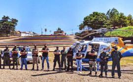 Polícia Militar executa Operação Férias em vias e pontos turísticos do Estado do Tocantins