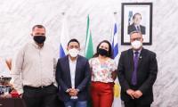 Acipa apresenta ao Governo do Estado projeto de apoio aos MEIs