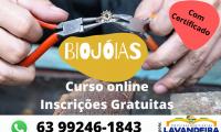 Inscrições para Oficina de Arte Sustentável de Biojóias iniciam nesta terça-feira