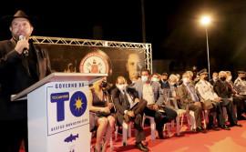 Governador Mauro Carlesse é homenageado com o Título de Amigo do Corpo de Bombeiros