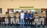 Regional da Adapec de Araguatins e 9º Batalhão fecham parceria de apoio à fiscalização