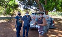 No primeiro dia de ação, Governo do Tocantins atende mais de 1,1 mil famílias da região Vale do Araguaia