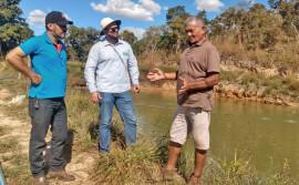 Governo do Tocantins firma parceria para o fortalecimento da piscicultura em Novo Acordo