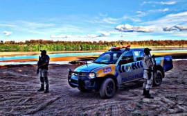 Patrulha do Campo inicia atividades com policiamento em Pedro Afonso e cidades vizinhas