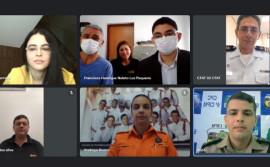 Forças de Segurança discutem alinhamento de ações de enfrentamento à pandemia em balneários de Miracema do Tocantins