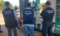 Operação Petróleo Real é deflagrada com a coordenação do Procon Tocantins e apoio dos órgãos segurança e fiscalização