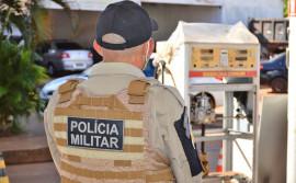 Polícia Militar integra operação Petróleo Real para coibir fraudes em postos de combustíveis