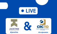 Jucetins e CRC/TO realizam live para esclarecer dúvidas sobre assinatura avançada e exclusividade digital