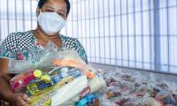 Governo do Tocantins atende 3,1 mil famílias com entrega de 46 toneladas de alimentos