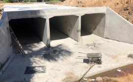 Governo do Tocantins finaliza obras de construção de bueiro em ponto crítico da TO-434, entre Guaraí e Itaporã